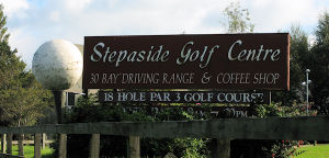 Stepaside Golf Centre - Driving range and par 3 golf